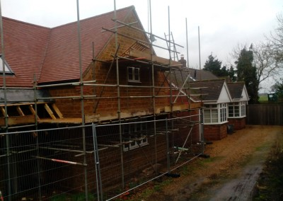 New Build Stone Farm House In Little Houghton, Northampton 2