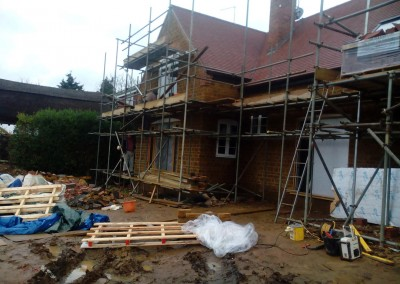 New Build Stone Farm House In Little Houghton, Northampton 4