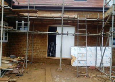 New Build Stone Farm House In Little Houghton, Northampton 6