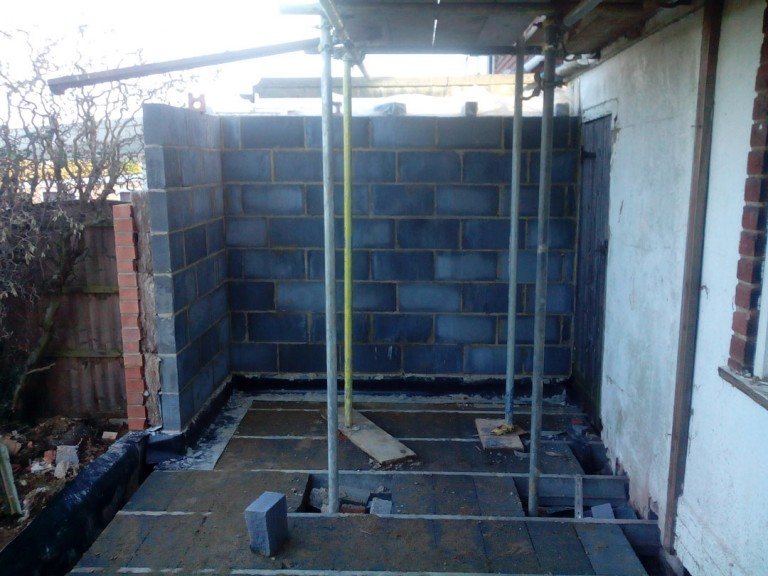 House Extension In Great Doddington