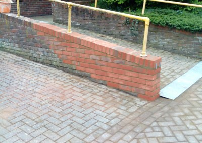 Masonry Wall Repair In Daventry, Northamptonshire 3