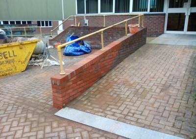 Masonry Wall Repair In Daventry, Northamptonshire 4