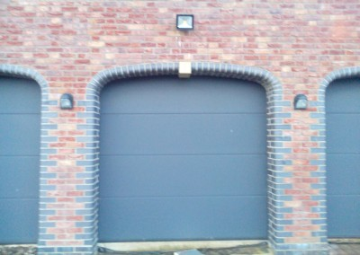 New Build Quadruple Garage In Wilby, Northamptonshire 8
