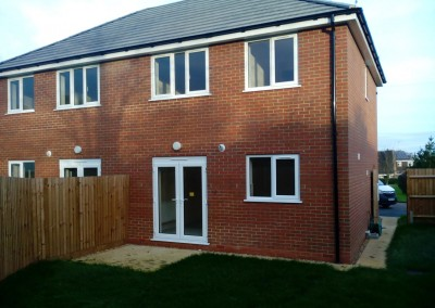 New Build Semi-Detached Houses In Higham Ferrers, Northamptonshire 11