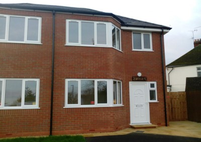 New Build Semi-Detached Houses In Higham Ferrers, Northamptonshire 9
