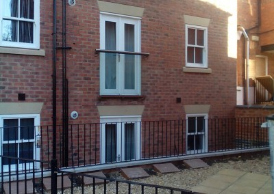 Four Storey House Extension In Northampton Town Centre 1