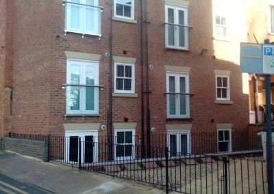 Four Storey House Extension In Northampton Town Centre 2