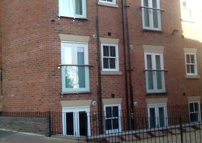 Four Storey House Extension In Northampton Town Centre 3