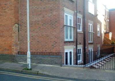 Four Storey House Extension In Northampton Town Centre 5