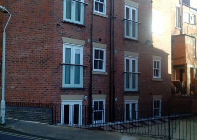 Four Storey House Extension In Northampton Town Centre 7