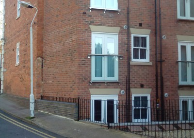 Four Storey House Extension In Northampton Town Centre 8