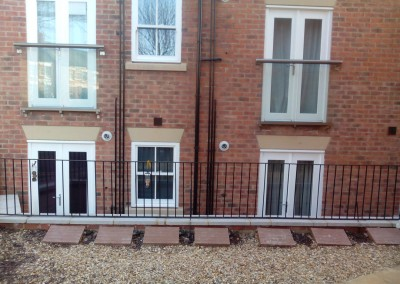Four Storey House Extension In Northampton Town Centre 9