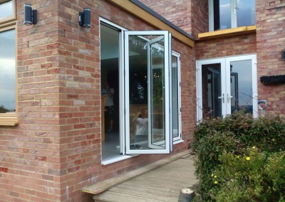 House Extension In Northampton With Folding Patio Doors 5