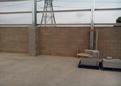 Warehouse Unit Construction In Northamptonshire 16