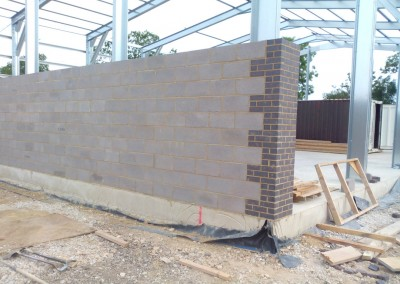 Warehouse Unit Construction In Northamptonshire 19