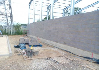 Warehouse Unit Construction In Northamptonshire 20