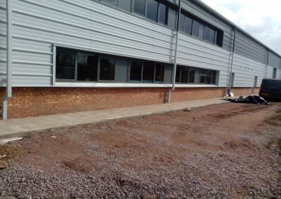 Industrial Unit Built In Wellingborough
